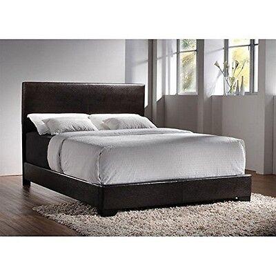 300261f full bed dark brown new