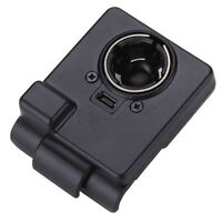 USB Mount Cradle Charger Adapter Holder for Garmin Nuvi 300 370