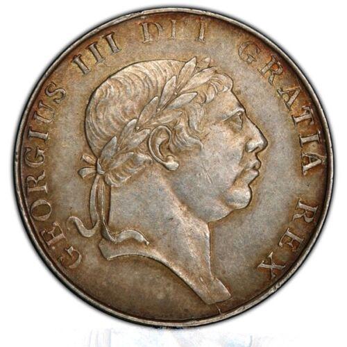 1813 George III, 10 Silver Pence Ireland PCGS MS 63
