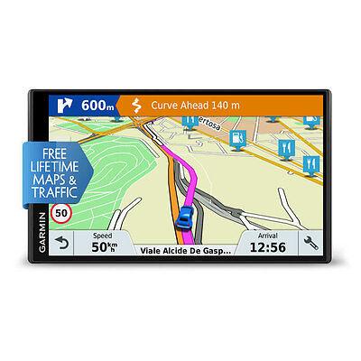 """Garmin DriveSmart 61 LMT-S EU 17,7 cm 6,95"""" 40 Länder EU lebenslang Updates TMC"""