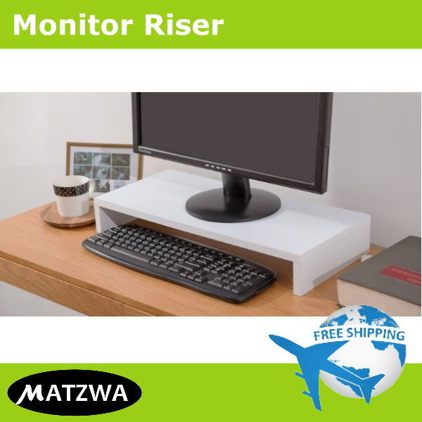 Simplify Monitor Stand for iMac PC TV Riser Ergonomic Workstation by 3 colors