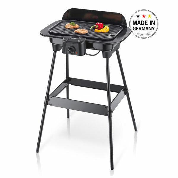 Severin PG8522 Barbecue-Elektrogrill Grill Standgrill Barbecuegrill Elektrogrill