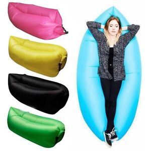 Fast Inflatable Lazy Air Bag Chair, Lazybag