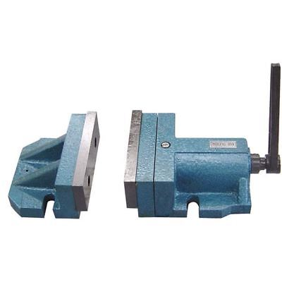 Ttc Mh3010 6 Jaw Width 2 Piece Quick Clamp Milling Vise