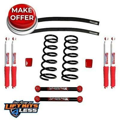 "Skyjacker D3012K-N 3"" Lift Kit w/Nitro Shocks for 2000-2001 Dodge Ram 1500/2500"