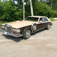 STRECHED CADILLAC