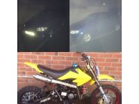 Pitbike and punto