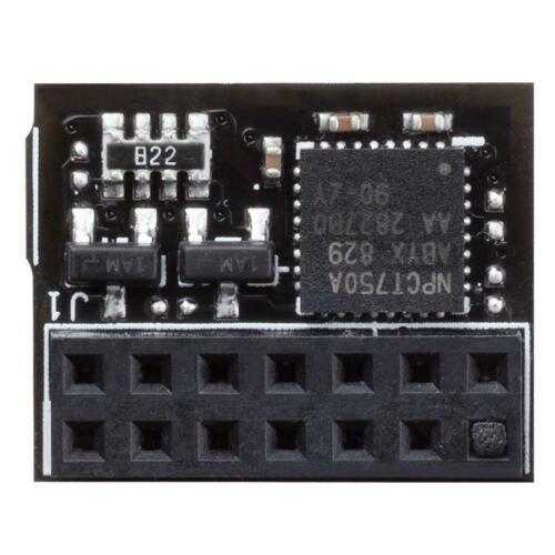 Asus TPM-SPI TPM Module 14 pin motherboard encryption bitlocker FREE SHIPPING