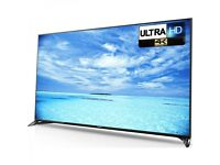"Ex-Display Panasonic 55"" 4K Ultra HD firefox 3D Smart LED Tv"