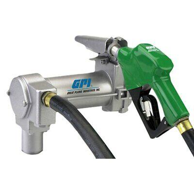 Gpi M-3025 25 Gpm Fuel Transfer Pump