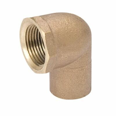 Mueller Industries 34 Cast Copper Pipe 90 Elbow A 01532nl