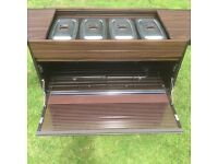 Philips hostess trolley excellent condition (can deliver )