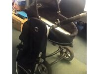 iCandy sit up or lay down stroller