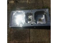 Stainless Steel Kitchen Sink New