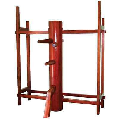 Traditional Wing Chun Wooden Dummy w/ Stand