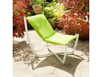 Brundle Gardener Hammock Chair x 4 Green New Only £90 for all 4, saving over £200 on RRP of £291.96