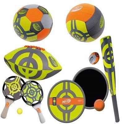 NERF Neopren Wasserspielzeug für Strand Fußball Volleyball Baseball Beachball ()