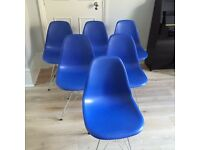 6 Charles Eames inspired Eiffel Chair'