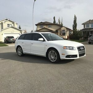 2008 Audi A4 S-Line AVANT Wagon - LOW KMs