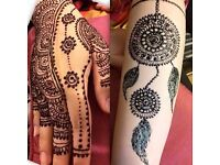 Beautiful henna/mehndi designs