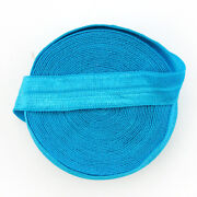 Blue Fold Over Elastic