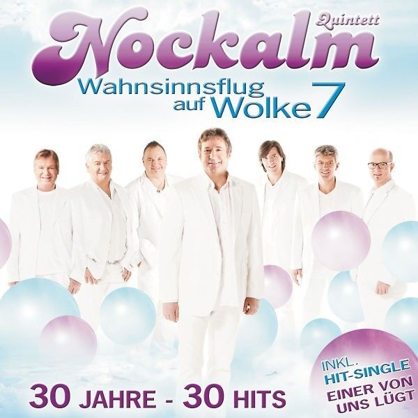 NOCKALM QUINTETT - WAHNSINNSFLUG AUF WOLKE 7/30 JAHRE-30 HITS 2 CD  NEU