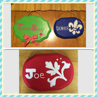 Hand Painted Horse Stall Signs