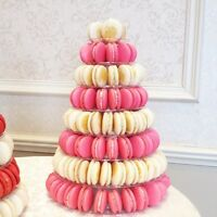GORGEOUS MACARONS TOWER FOR WEDDING/PARTY/EVENT