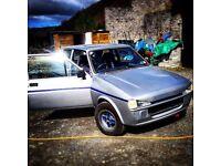 Mk2 fiesta 1984 px swap