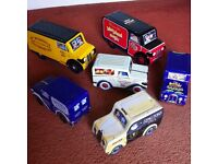COLLECTABLE BISCUIT TINS