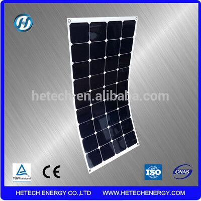 120W  Hochleistungs- Solarmodul Semi Flexibel