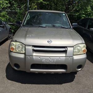 Nissan Frontier 4X4 2004