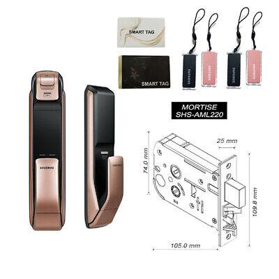 SHP-DP930 (Dp920) Push in from outside Digital Lock En manual No Bluetooth,WIFI