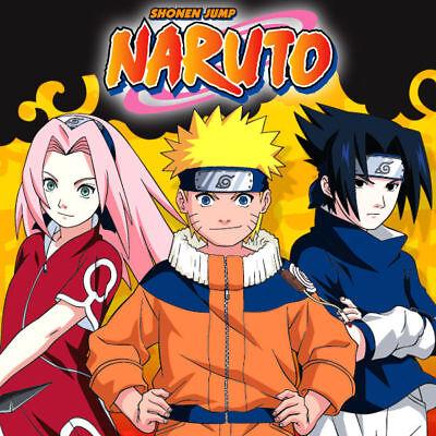 Naruto + Naruto Shippuden Anime Complete Series