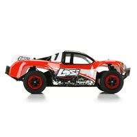 LOSI 1/24 Micro SCTE 4WD RTR Red With Super Fast Charger