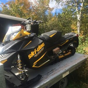 Ski doo backcountry 2013 Saguenay Saguenay-Lac-Saint-Jean image 1