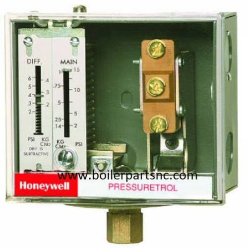L404V1087 Pressure Control Honeywell Oil Pressure Switch