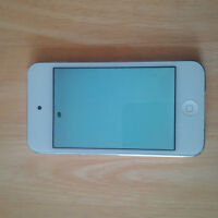 Apple iPod Touch 4th Gen 8 GB - White Screen