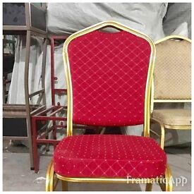 Banqueting Chairs - Resturaunt Chairs - Dining Chairs - Wedding Venue Chair