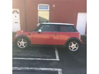Mini Cooper 1.6 2004
