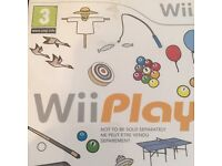 Nintendo Wii Play game