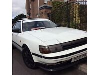 Twincam toyota classic collectors item moted for sale