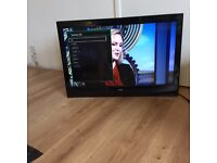 32 inch ALBA TV with DVD player