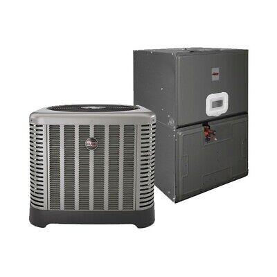 3 Ton 15.5 Seer Rheem Ruud Air Conditioning System RA1436AJ1