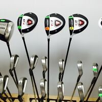 LEFT handed Drivers $49 Iron sets $99