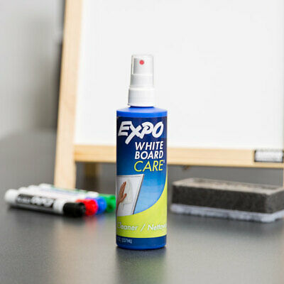 Expo Dry Erase 8oz White Board Surface Care 5 Bottles For 20