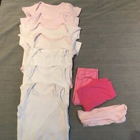 Baby clothes 0-3 months, look like new, Mothercare, Next, Baby Gap