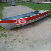 12 ft aluminum boat mint