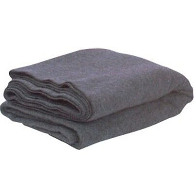 Abs Wool Fire Blanket Treated With Dupont X-12 56 X 80 New 650200r Brooks