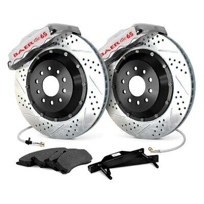 For Dodge Viper 93-10 Baer Extreme Plus Drilled & Slotted Front Brake System